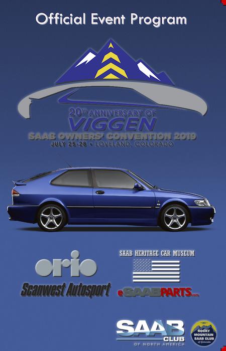 Saab Club of North America